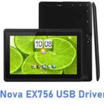iNova EX756 USB Driver