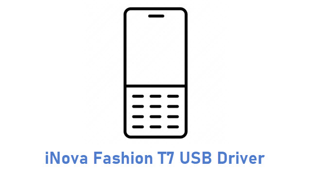 iNova Fashion T7 USB Driver