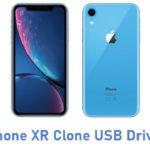 iPhone XR Clone USB Driver