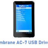 Ambrane AC-7 USB Driver
