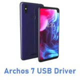Archos 7 USB Driver