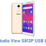 Blu Studio View S812P USB Driver