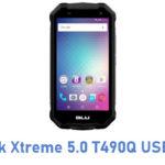 Blu Tank Xtreme 5.0 T490Q USB Driver