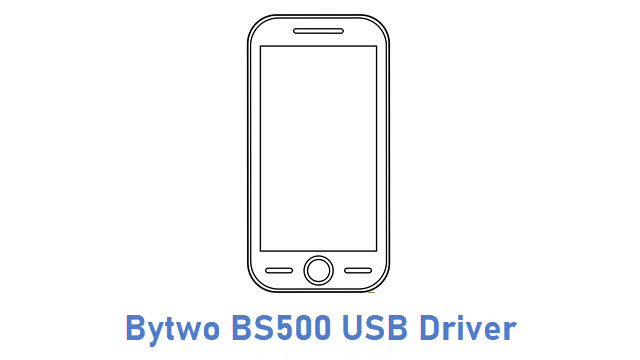 Bytwo BS500 USB Driver