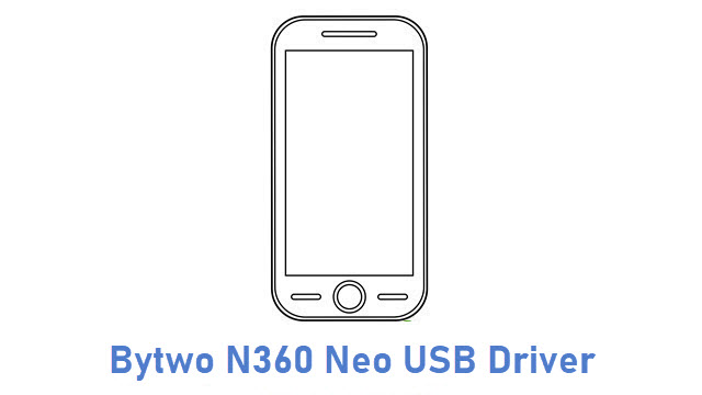 Bytwo N360 Neo USB Driver