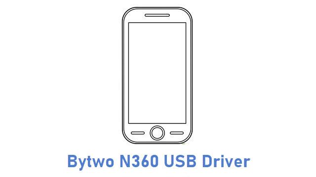 Bytwo N360 USB Driver