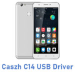 Caszh C14 USB Driver