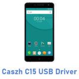 Caszh C15 USB Driver