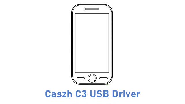 Caszh C3 USB Driver