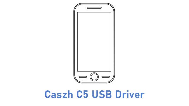 Caszh C5 USB Driver