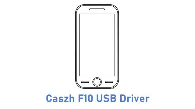 Caszh F10 USB Driver
