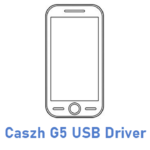 Caszh G5 USB Driver