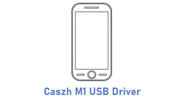 Caszh M1 USB Driver