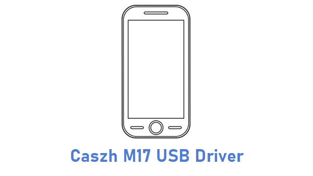 Caszh M17 USB Driver