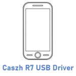 Caszh R7 USB Driver