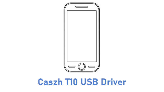 Caszh T10 USB Driver