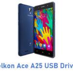 Celkon Ace A25 USB Driver