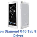 Celkon Diamond Q4G Tab 8 USB Driver