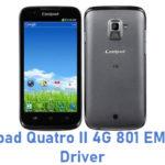 Coolpad Quatro II 4G 801 EM USB Driver