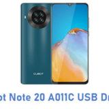 Cubot Note 20 A011C USB Driver
