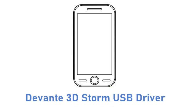 Devante 3D Storm USB Driver