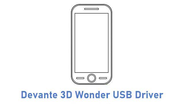 Devante 3D Wonder USB Driver