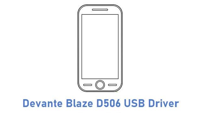 Devante Blaze D506 USB Driver