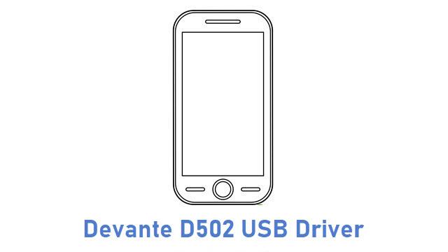 Devante D502 USB Driver