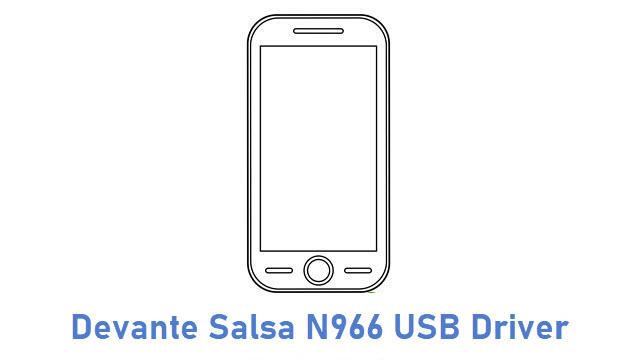 Devante Salsa N966 USB Driver