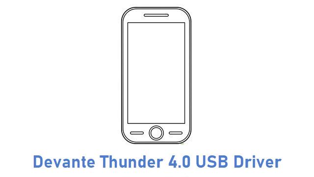 Devante Thunder 4.0 USB Driver