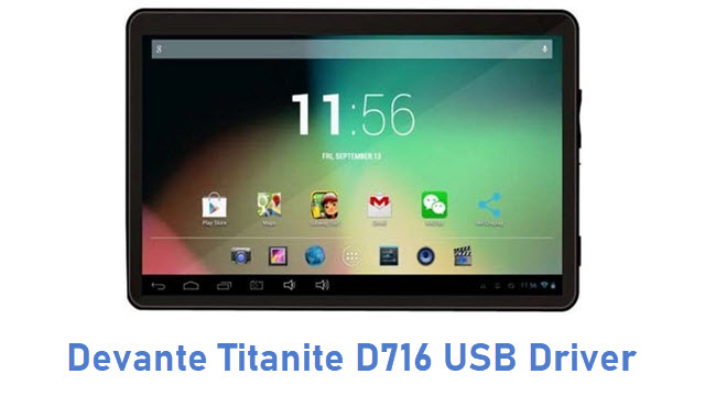 Devante Titanite D716 USB Driver
