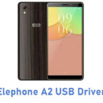Elephone A2 USB Driver