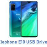 Elephone E10 USB Driver