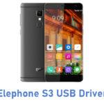 Elephone S3 USB Driver