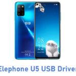 Elephone U5 USB Driver
