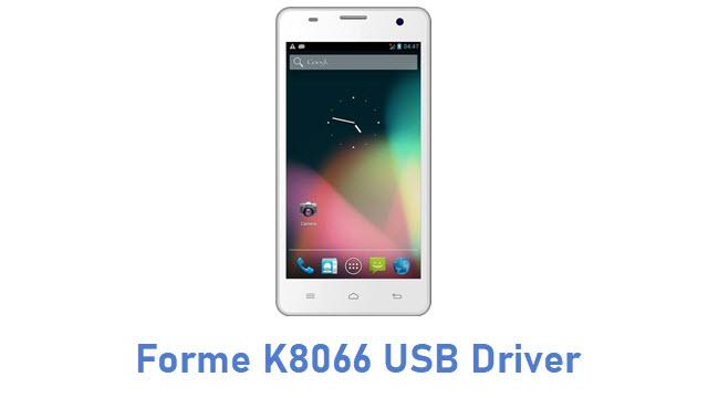Forme K8066 USB Driver