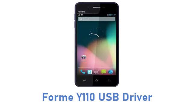 Forme Y110 USB Driver