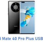 Huawei Mate 40 Pro Plus USB Driver