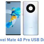 Huawei Mate 40 Pro USB Driver