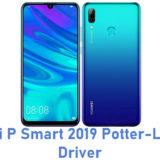 Huawei P Smart 2019 Potter-L21 USB Driver