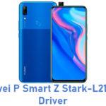 Huawei P Smart Z Stark-L21 USB Driver