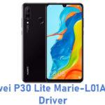Huawei P30 Lite Marie-L01A USB Driver