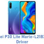 Huawei P30 Lite Marie-L21BX USB Driver