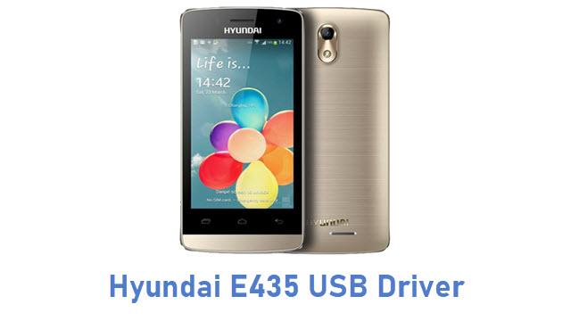 Hyundai E435 USB Driver