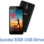 Hyundai E501 USB Driver