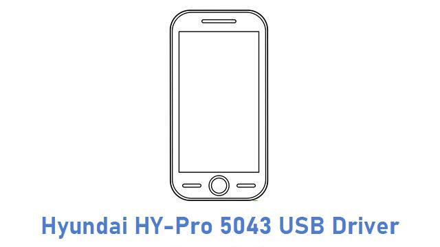Hyundai HY-Pro 5043 USB Driver