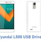 Hyundai L500 USB Driver