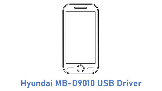 Hyundai MB-D9010 USB Driver