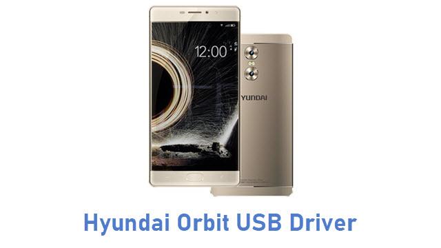 Hyundai Orbit USB Driver