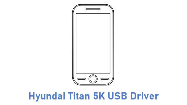 Hyundai Titan 5K USB Driver